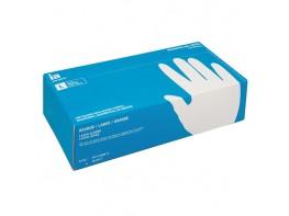 Interapothek guantes de látex empolvados talla L