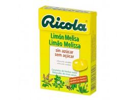 RICOLA CARAMELOS LIMON-MELISA S/A 50 G.