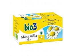 Bio3 manzanilla ecologica 25 bolsitas