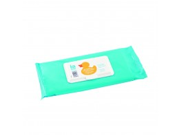 Interapothek toallitas húmedas bebé con tapa 24uds